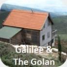 Galilee & The Golan